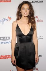 EMILY DIDONATO at 2015 Sports Illustrated Swimsuit Issue Celebration in New York