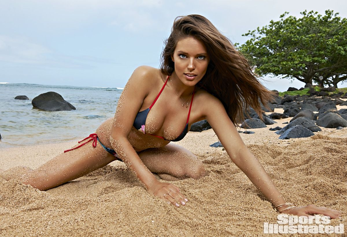 EMILY DIDONATO in Sports Illustrated Swimsuit 2015 Issue - HawtCelebs ...
