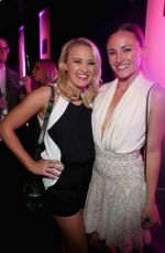 EMILY OSMENT at Vanity Fair and L'Oreal Paris D.J. Night Benefit in Los Angeles