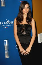 EMILY RATAJKOWSKI at Grammys Ultimate VIP Presented by Grey Goose in New York