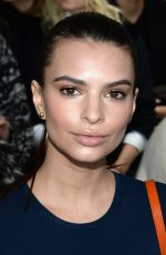 EMILY RATAJKOWSKI at Jason Wu Fashion Show in New York
