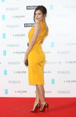 EMILY RATAJKOWSKI at Pre-bafta Instyle and EE Rising Star Bash in London