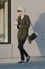 EMMA ROBERTS Out and About in West Hollywood 0502