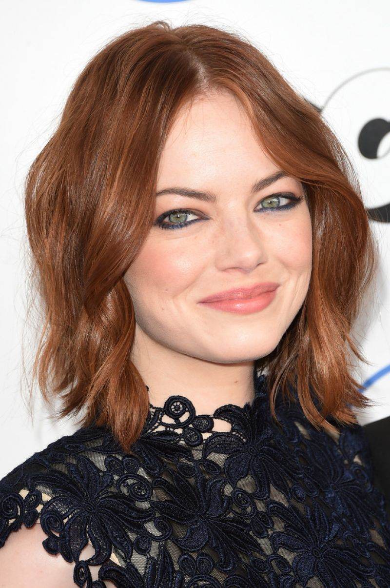 EMMA STONE at 2015 Film Independent Spirit Awards in Santa ... Emma Stone