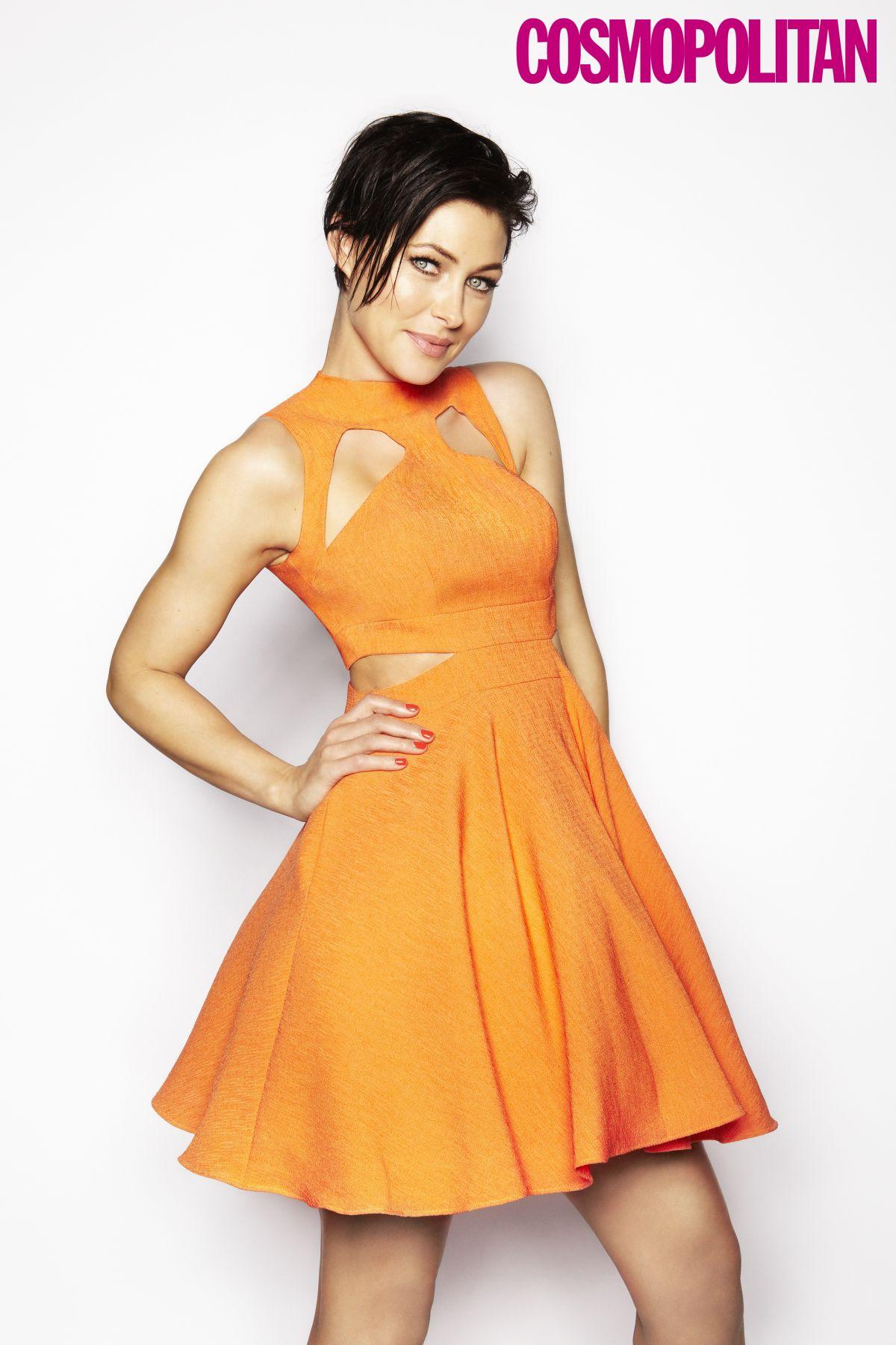 EMMA WILLIS for Cosmopolitan Magazine