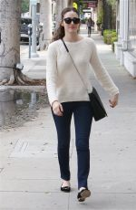 EMMY ROSSUM Out Shopping in Beverly Hills 2702