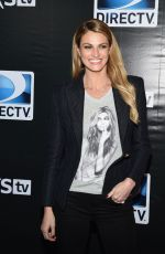 ERIN ANDREWS at Directv Super Saturday Night