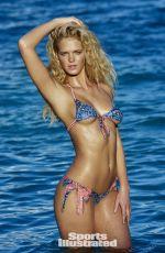 ERIN HEATHERTON - Sports Illustrated 2015 Body Paint