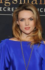 ERIN RICHARDS at Kingsman: The Secret Service Premiere in New York