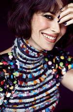 EVANGEKINE LILLY in Fashion Magazine, Winter 2015 Issue