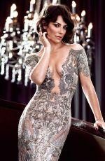 EVANGELINE LILLY in Fashion Magazine, Winter 2015 Issue