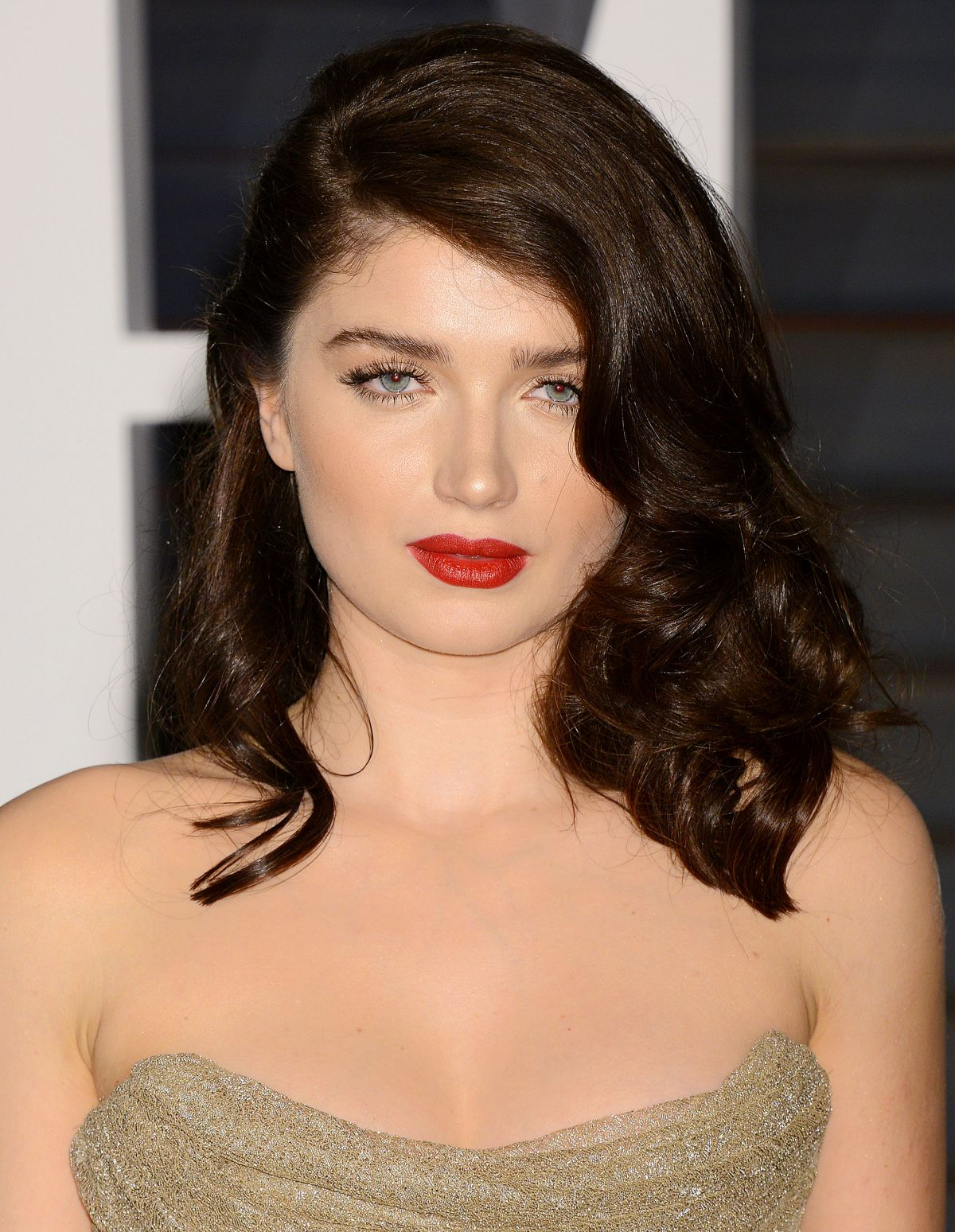 EVE HEWSON at Vanity Fair Oscar Party in HollywoodEve Hewson