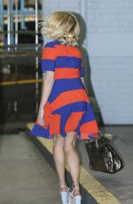 FEARNE COTTON Leaves ITV Studios in London 2302