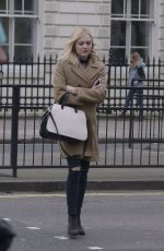 FEARNE COTTON Out and About in London 1302