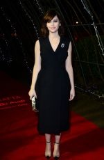 FELICITY JONES at British Academy Awards Nominees Party in London