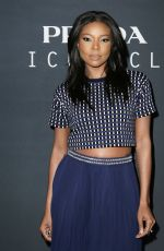 GABRIELLE UNION at Prada Presents The Iconoclasts in New York