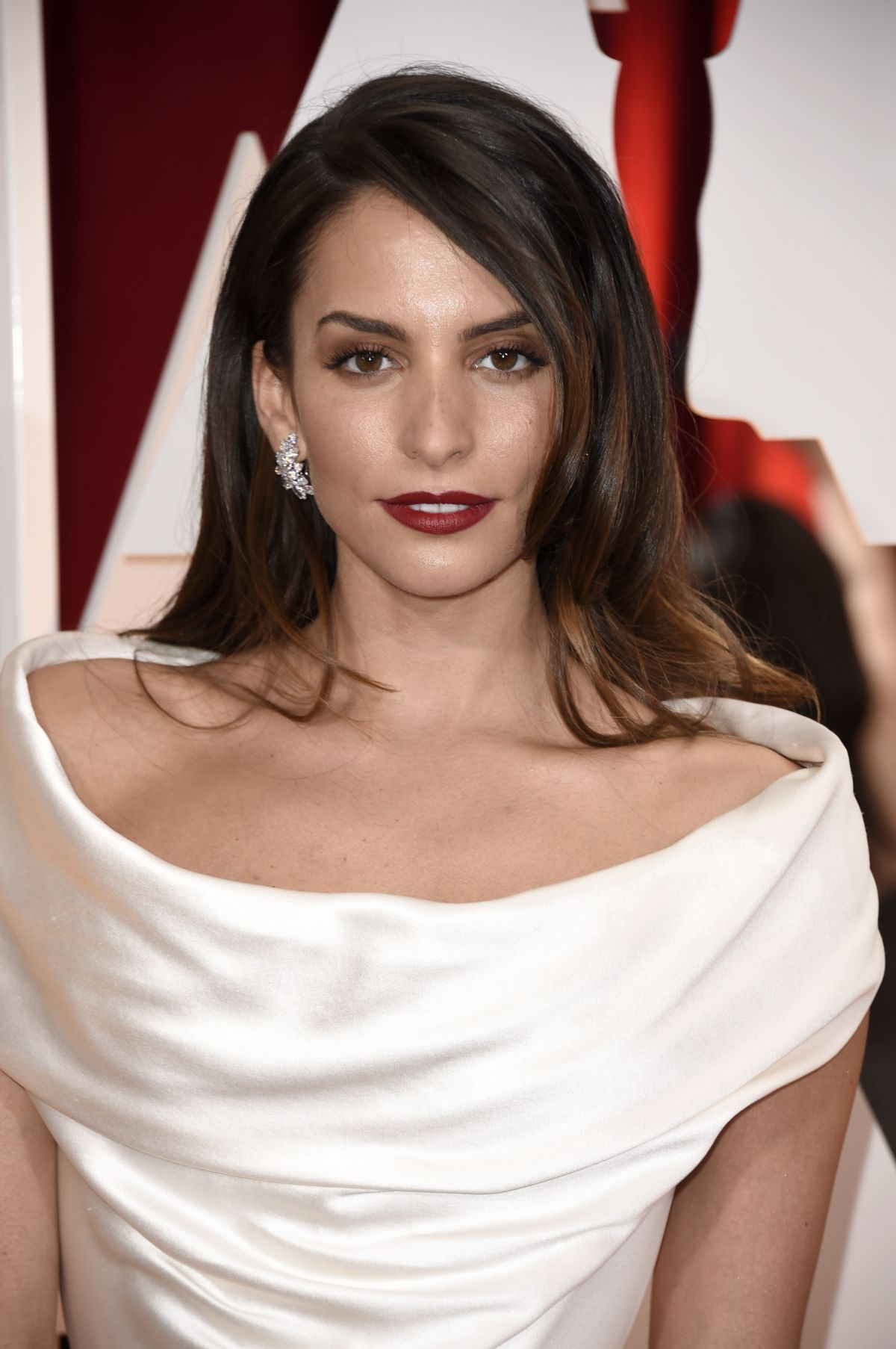 GENESIS RODRIGUEZ at 87th Annual Academy Awards at the