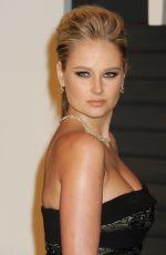 GENEVIEVE MORTON at Vanity Fair Oscar Party in Hollywood