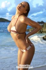 GENEVIEVE MORTON in Sports Illustrated Swimsuit 2015 Issue