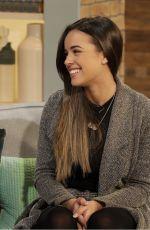 GEORGIA MAY FOOTE Leaves ITV Studios in London 1102