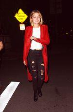 GIG HADID Night Oout in Hollywood 0302