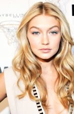 GIGI HADID at Made X Maybelline New York Tip-off Party