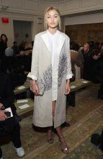 GIGI HADID at Tory Burch Fall 2015 Fashion Show in New York