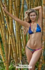 GIGI HADID in Sports Illustrated Swimsuit 2015 Issue
