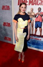 GILLIAN JACOBS at Hot Tube Time Machine 2 Premiere in Westwood