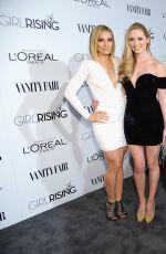 GREER GRAMMER at Vanity Fair and L'Oreal Paris D.J. Night Benefit in Los Angeles