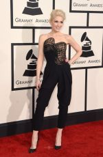 GWEN STEFANI at at 2015 Grammy Awards in Los Angeles