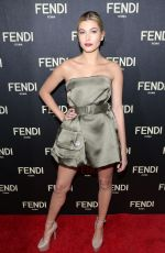 HAILEY BALDWIN at Fendi New York Flagship Boutique Party at MBFW in New York