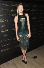HAILEY BALDWIN at Seminole Spirit Presented by Nomad Two Worlds in New York