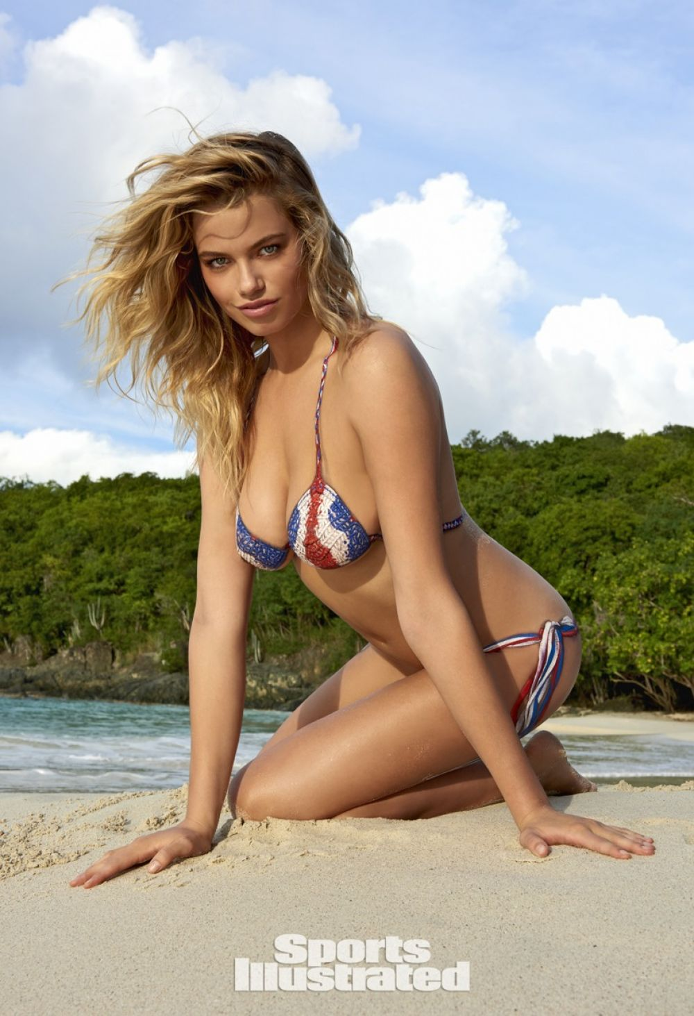 Hailey Clauson Swimsuit Sports Illustrated 2015