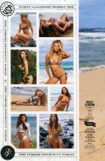 HAILEY CLAUSON in Sports Illustrated Swimsuit 2015 Issue