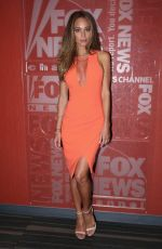 HANNAH DAVIS at Fox and Friends in New York