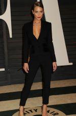 HANNAH DAVIS at Vanity Fair Oscar Party in Hollywood