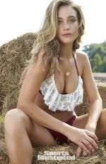 HANNAH DAVIS in Sports Illustrated Swimsuit 2015 Issue