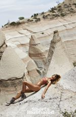 HANNAH FERGUSON in Sports Illustrated Swimsuit 2015 Issue