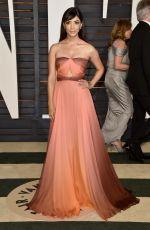 HANNAH SIMONE at Vanity Fair Oscar Party in Hollywood