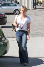HILARY DUFF Out and About in Hollywood 1102
