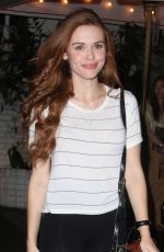 HOLLAND RODEN Arrives at Chateau Marmont in West Hollywood 1302