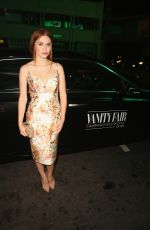 HOLLAND RODEN at Vanity Fair and L'Oreal Paris D.J. Night Benefit in Los Angeles