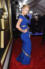 IGGY AZALEA at 2015 Grammy Awards in Los Angeles