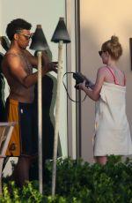 IGGY AZALEA in Bikini on Vacation in Hawaii