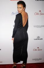 IRINA SHAYK at 2015 Sports Illustrated Swimsuit Issue Celebration in New York