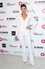 IRINA SHAYK at Elton John Aids Foundation's Oscar Viewing Party
