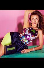 IRINA SHAYK - Bebe Spring 2015 Collection