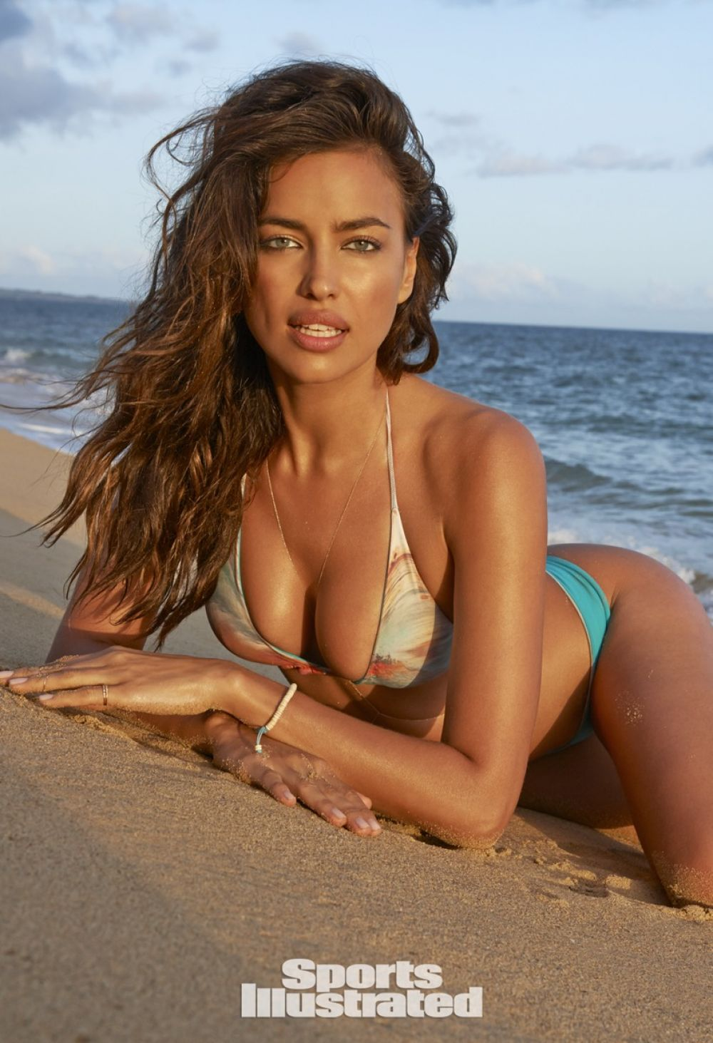 IRINA SHAYK in Sports Illustrated Swimsuit 2015 Issue ...