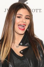 JACQUIE LEE at Kiis FM and Alt 98.7 Pre-grammy Party and Gifting Suite in Los Angeles